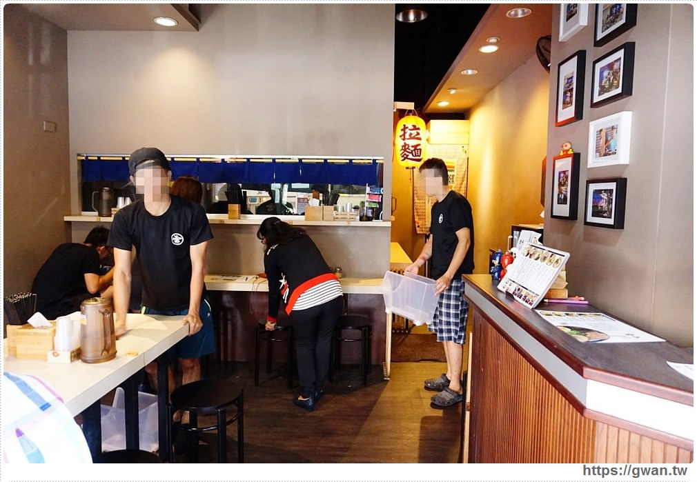 20171024194828 95 - 雷亭日式拉麵 — 肉片蓋滿整個碗的大盛豚丼,每天限量10碗!!