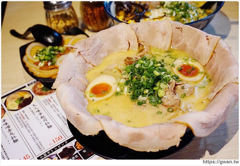 20171024194845 57 - 雷亭日式拉麵 — 肉片蓋滿整個碗的大盛豚丼,每天限量10碗!!