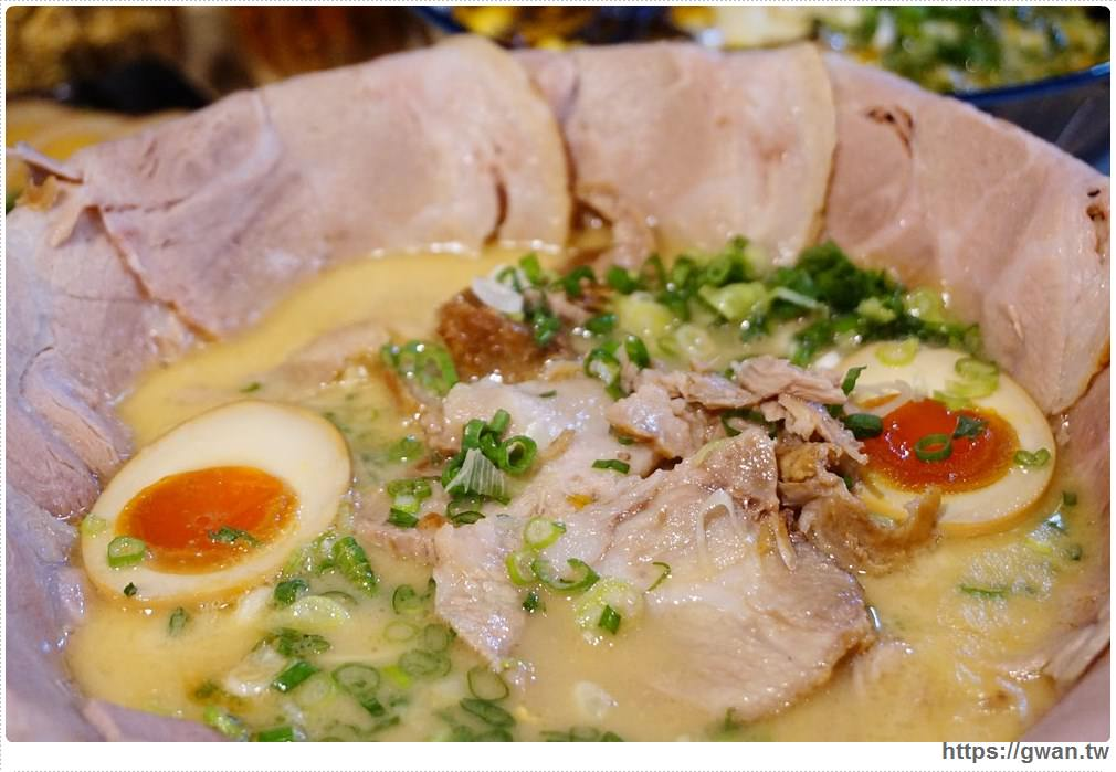 20171024194847 37 - 雷亭日式拉麵 — 肉片蓋滿整個碗的大盛豚丼,每天限量10碗!!