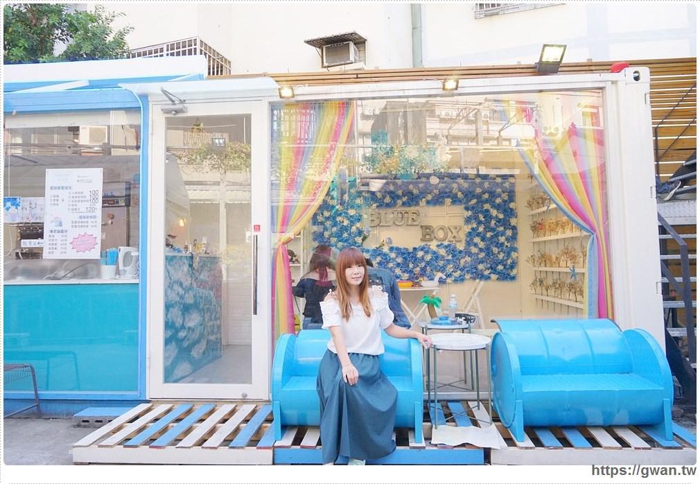 20171025220953 32 - 藍箱處— 台中也能吃到夢幻美人魚和獨角獸霜淇淋了!!