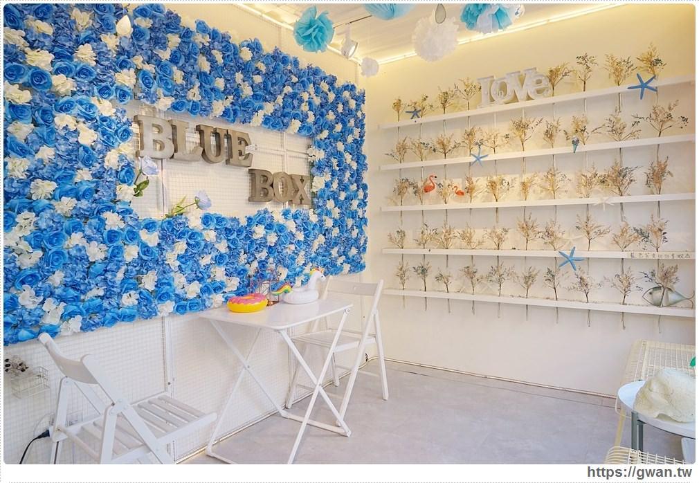 20171025220955 49 - 藍箱處— 台中也能吃到夢幻美人魚和獨角獸霜淇淋了!!