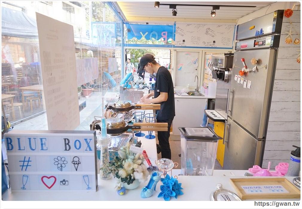20171025220956 50 - 藍箱處— 台中也能吃到夢幻美人魚和獨角獸霜淇淋了!!