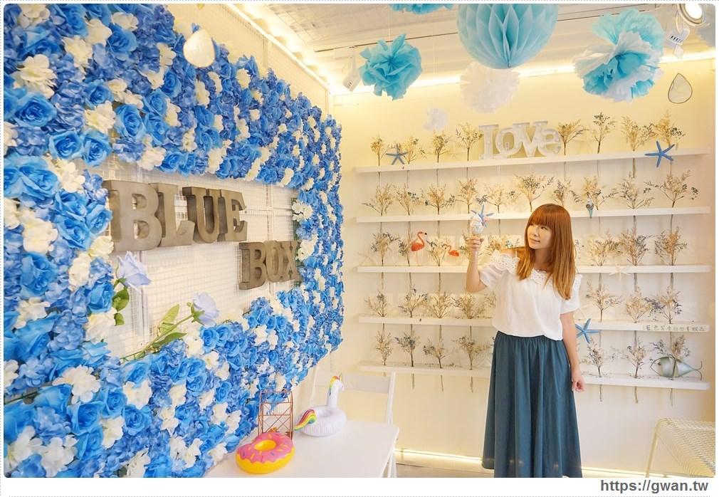 20171025220957 4 - 藍箱處— 台中也能吃到夢幻美人魚和獨角獸霜淇淋了!!