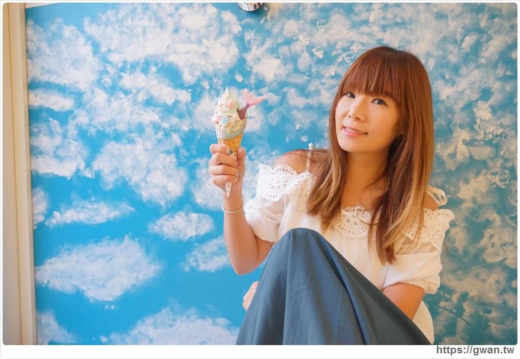 20171025220958 91 - 藍箱處— 台中也能吃到夢幻美人魚和獨角獸霜淇淋了!!