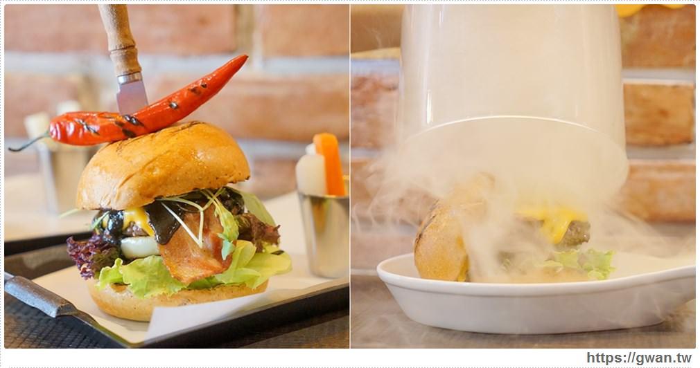 [台中漢堡●南屯區] 紅盒子美式漢堡 — 視覺系浮誇漢堡征服你的味蕾與眼睛 | 嶺東科大附近漢堡店