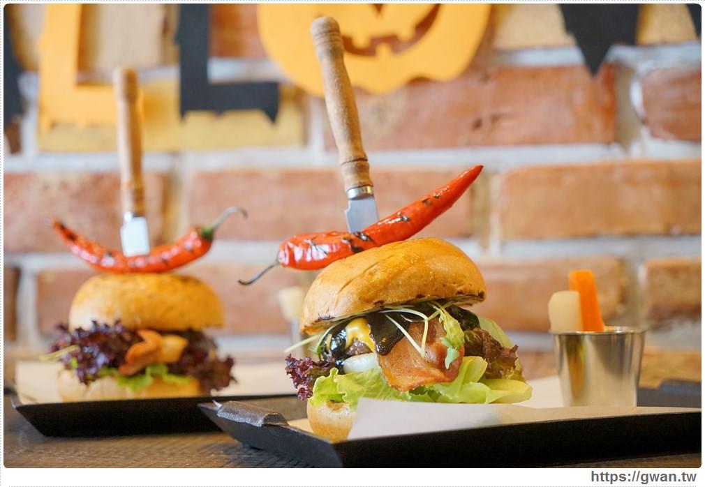 20171029211852 94 - 熱血採訪 | 紅盒子 LE ROUGE 新開幕 浮誇漢堡征服你的味蕾