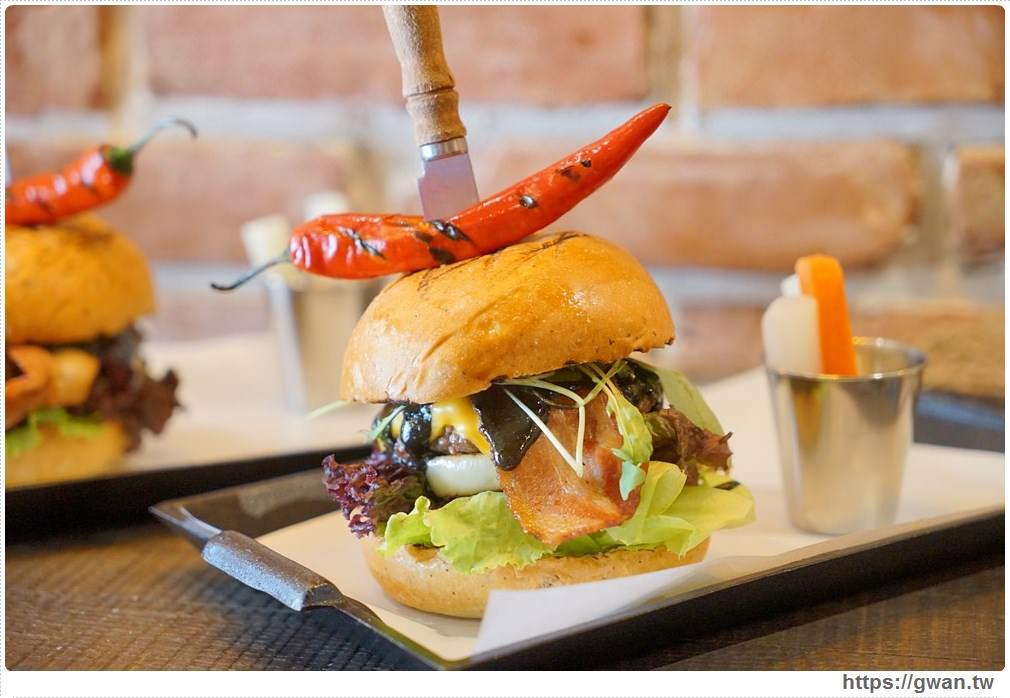 20171029211855 3 - 熱血採訪 | 紅盒子 LE ROUGE 新開幕 浮誇漢堡征服你的味蕾