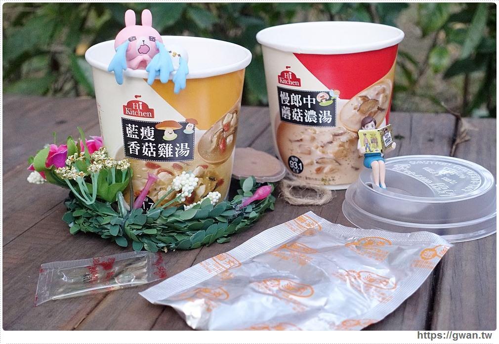 20171116191909 20 - 台中萊爾富推出很鬧的藍瘦香菇雞湯–喝完到底會不會香菇!!??