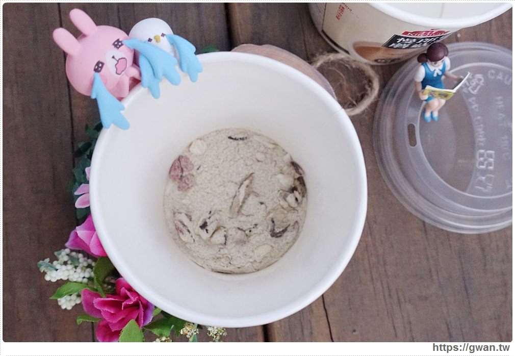 20171116191911 431 - 台中萊爾富推出很鬧的藍瘦香菇雞湯–喝完到底會不會香菇!!??