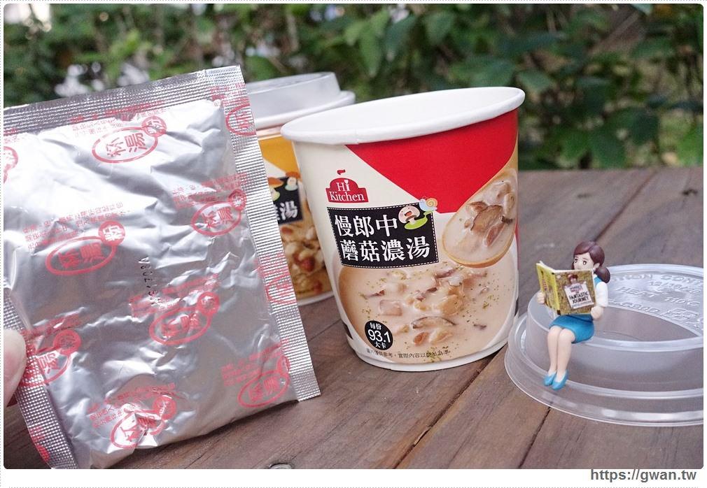 20171116191915 13 - 台中萊爾富推出很鬧的藍瘦香菇雞湯–喝完到底會不會香菇!!??