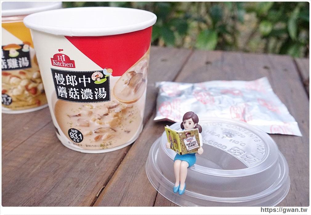 20171116191915 30 - 台中萊爾富推出很鬧的藍瘦香菇雞湯–喝完到底會不會香菇!!??