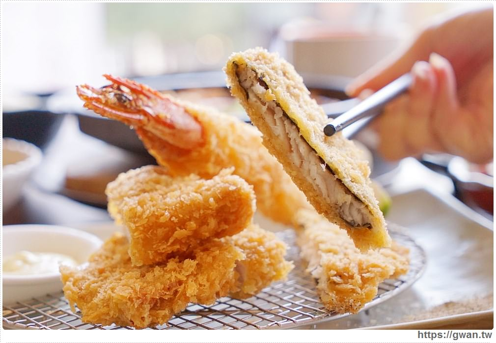 20171123002750 1 - 熱血採訪 | 公益路商業午餐日式小菜吃到飽,每日限量香濃起士鑲蛋豬排就在遇見和食