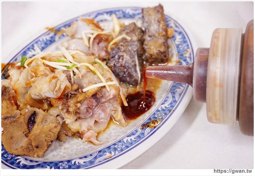 20171201215638 94 - 阿清香菇肉燥飯、當歸鴨 | 傍晚才營業,在地人推薦的宵夜美食