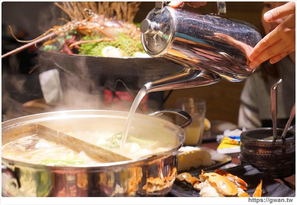 20171212015300 24 - 熱血採訪 | 深紅(昇鴻)汕頭鍋物,用餐人潮大爆滿,超霸氣龍蝦海鮮鍋與隱藏版