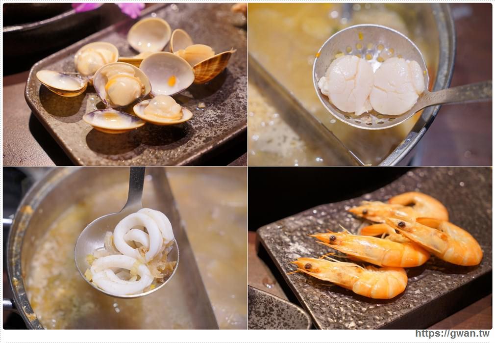 20171212015314 68 - 熱血採訪 | 深紅(昇鴻)汕頭鍋物,用餐人潮大爆滿,超霸氣龍蝦海鮮鍋與隱藏版