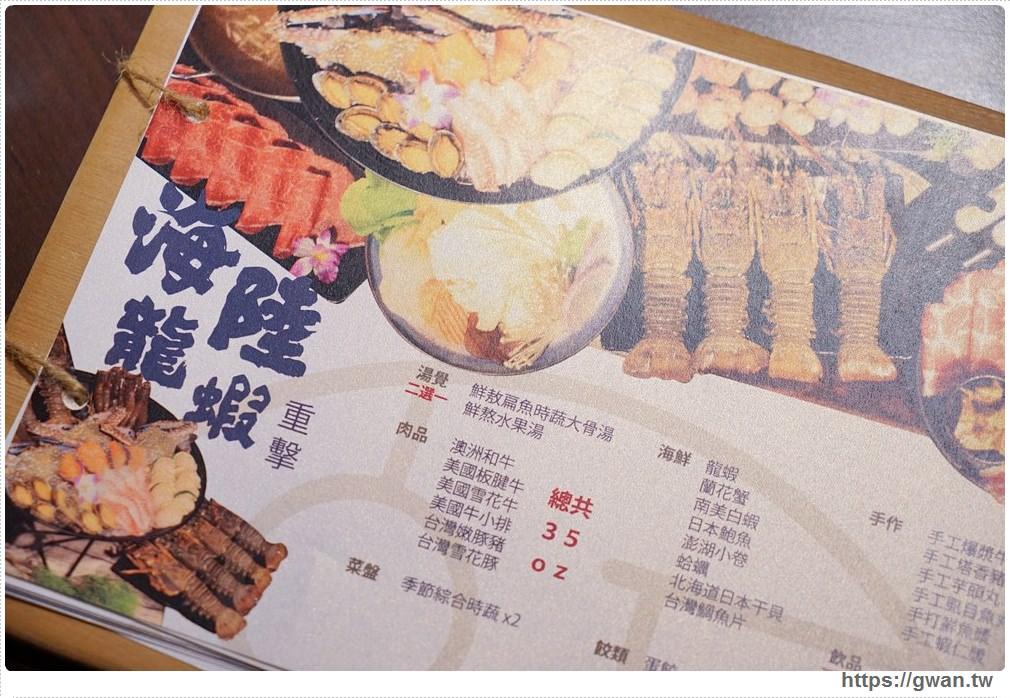 20171214105122 65 - 熱血採訪 | 深紅(昇鴻)汕頭鍋物,用餐人潮大爆滿,超霸氣龍蝦海鮮鍋與隱藏版