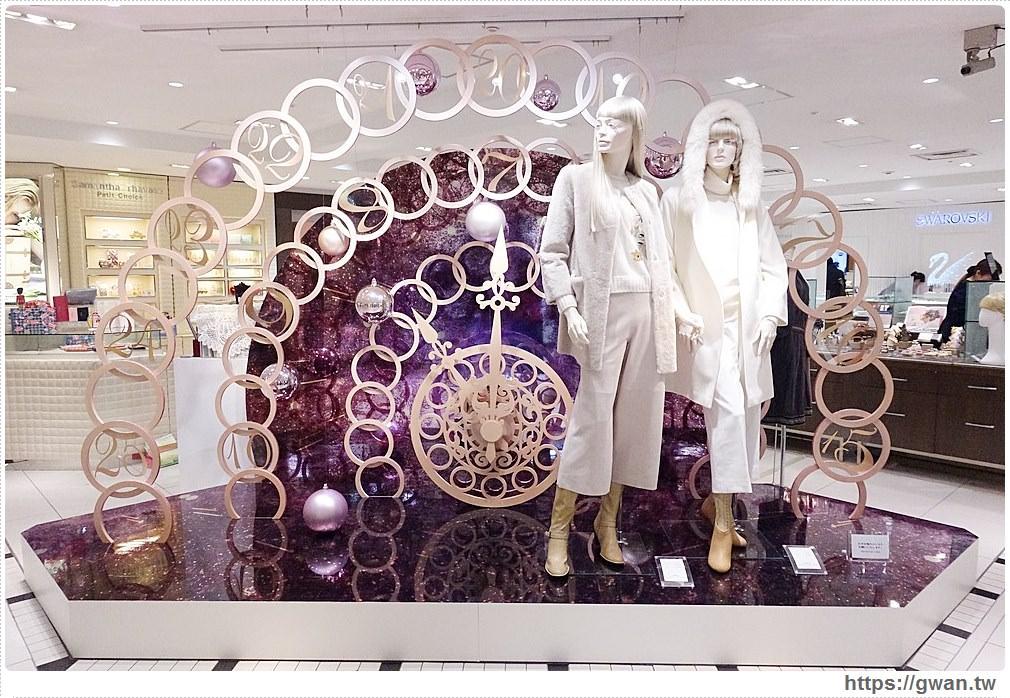 [日本旅遊●東京購物] 小田急百貨新宿店 — 連接新宿車站西口的大型百貨,交通方便又好逛