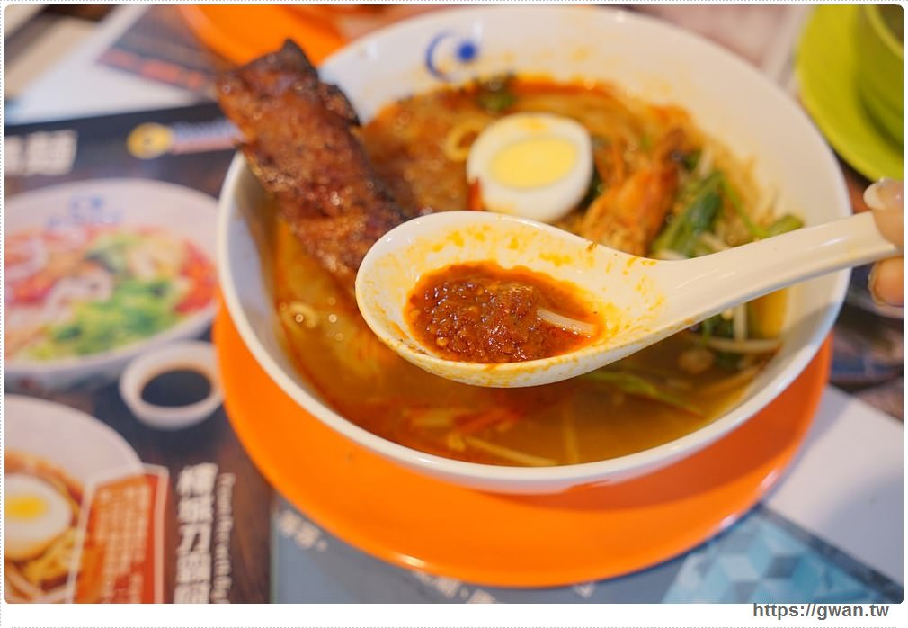 20171217163810 79 - 熱血採訪 | MAMAK檔星馬料理 — 台中限定湯麵重口味上市