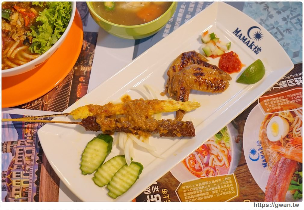 20171217163821 31 - 熱血採訪 | MAMAK檔星馬料理 — 台中限定湯麵重口味上市