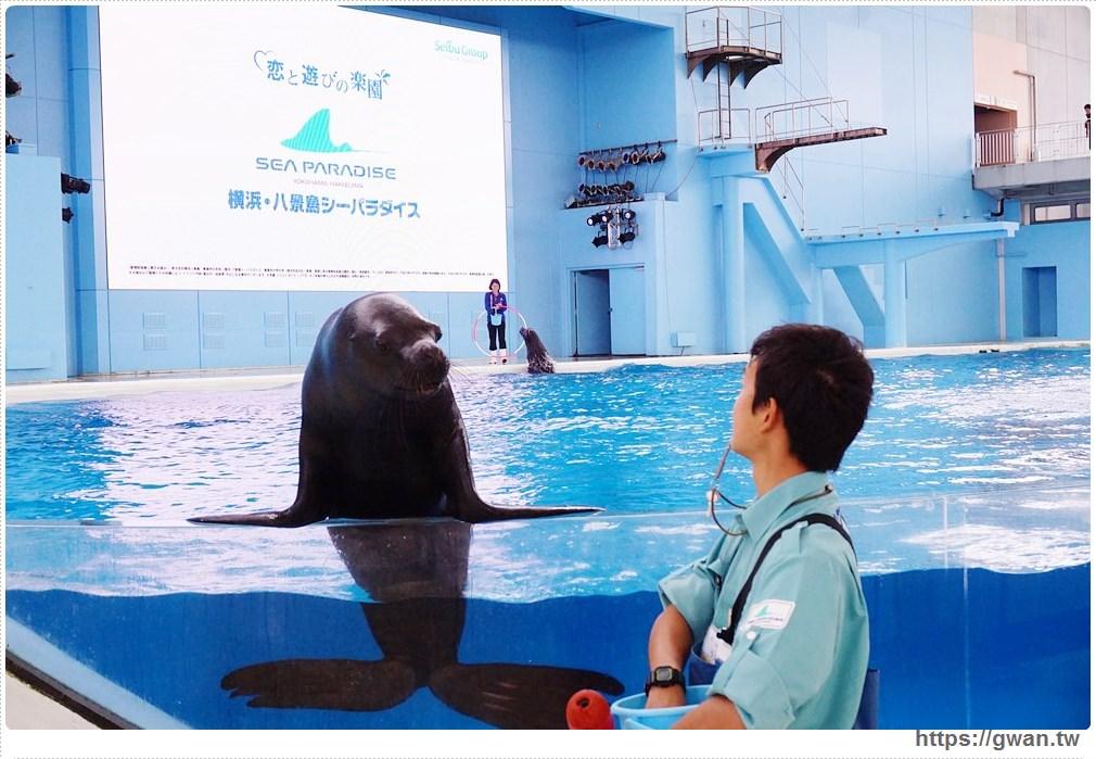 [日本旅遊●神奈川] 横濱八景島海島樂園 — 日本最大規模水族館 | 可以免費摸海豚喔