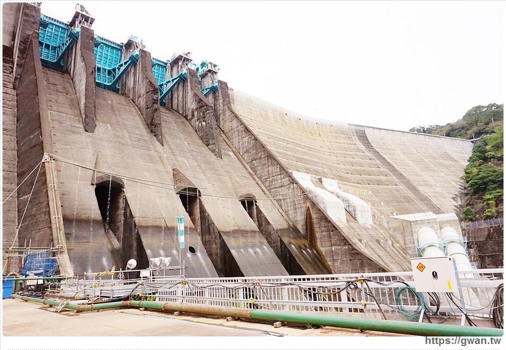 [日本九州●鹿兒島] 鶴田水壩再開發工程見學 | 春天賞櫻的好處所
