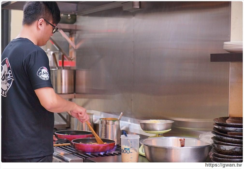 20180108163548 96 - 熱血採訪 | 阿比基PASTA — 真材實料份量足,外帶義大利麵也有好口感