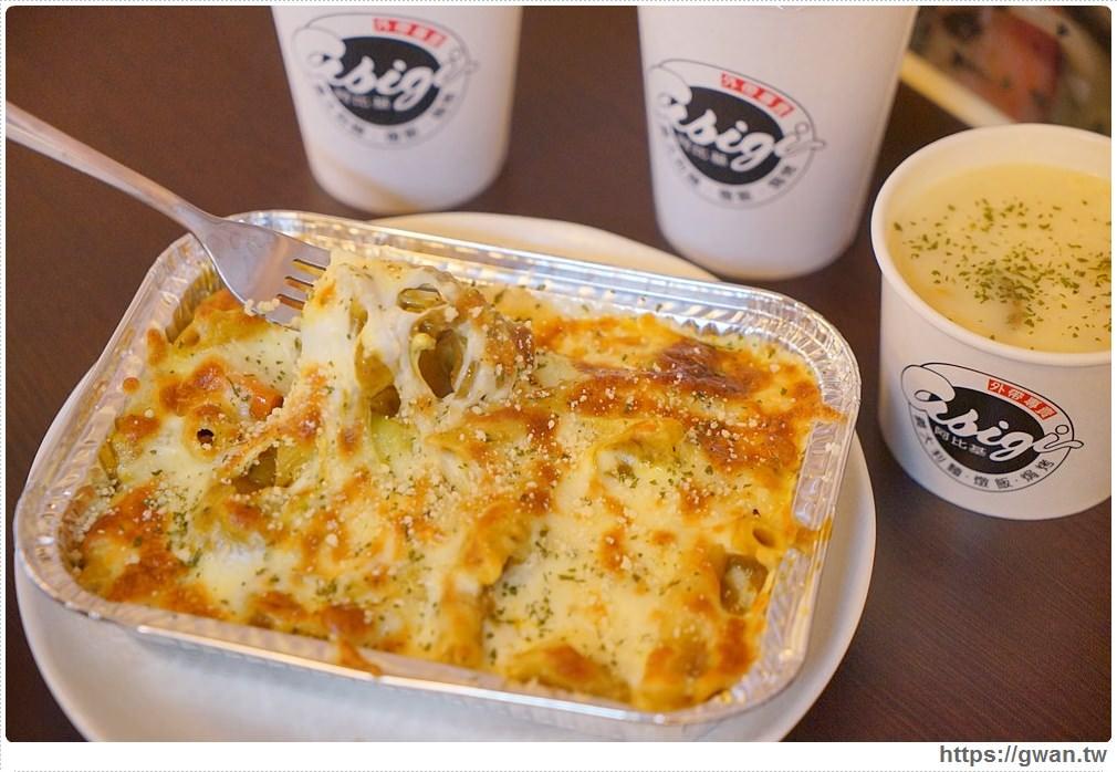 [台中平價義大利麵] 阿比基PASTA — 真材實料份量足 | 外帶義大利麵也有好口感