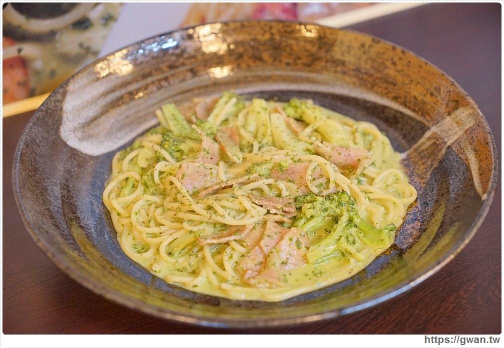 20180108163606 48 - 熱血採訪 | 阿比基PASTA — 真材實料份量足,外帶義大利麵也有好口感