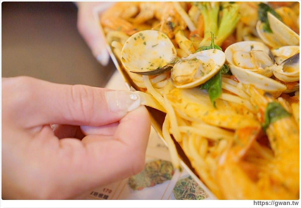 20180108163626 59 - 熱血採訪 | 阿比基PASTA — 真材實料份量足,外帶義大利麵也有好口感