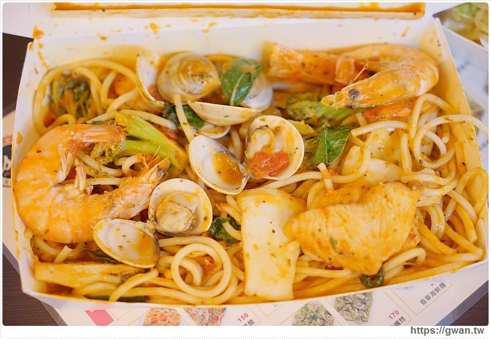 20180108163629 6 - 熱血採訪 | 阿比基PASTA — 真材實料份量足,外帶義大利麵也有好口感