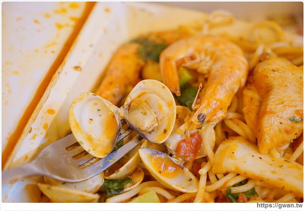 20180108163631 96 - 熱血採訪 | 阿比基PASTA — 真材實料份量足,外帶義大利麵也有好口感