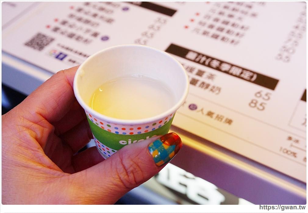 20180111175517 36 - 路易十八 — 冬瓜茶為底的雲朵醇奶,好喝但價格稍貴