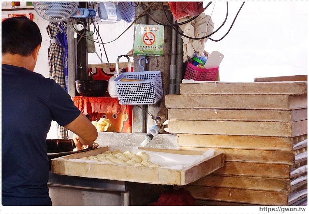 20180118010051 72 - 阿郎港式鮮肉包– 現做包子皮香肉甜,市場人氣銅板小吃