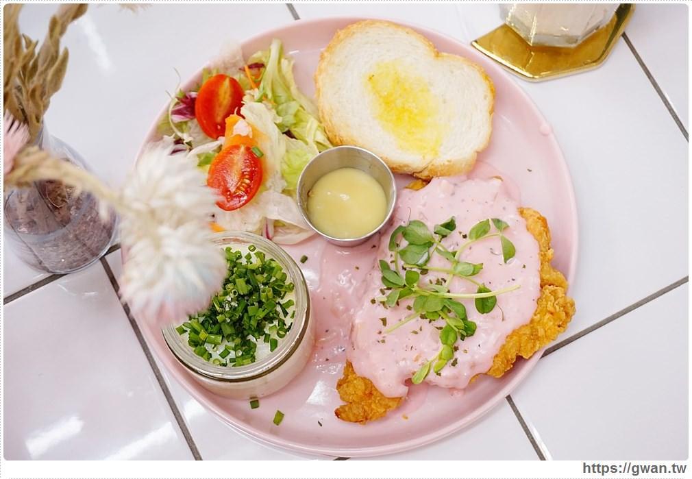 咖樂 Show the Color 菜單 | 板橋韓風咖啡廳,IG熱門早午餐