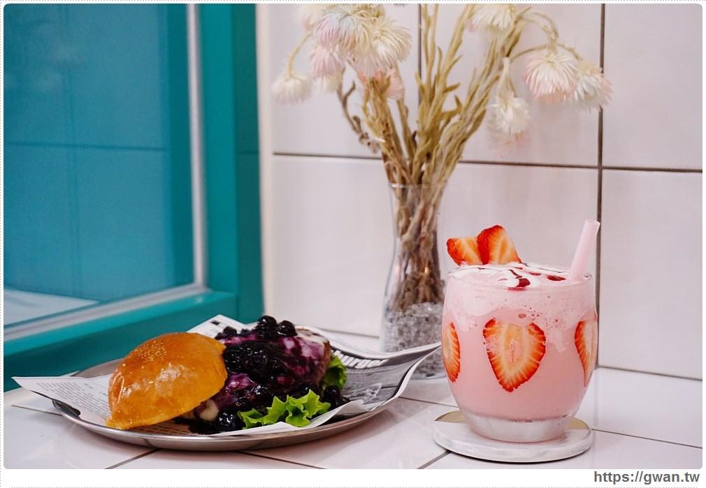 [板橋早午餐●新埔站] 咖樂 Show the Color — 一秒飛到首爾的韓風咖啡廳 | 夢幻早午餐好拍又好吃