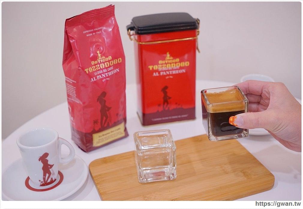 [台北咖啡廳●國父紀念館站] 諾伊咖啡–不出國也能品嚐羅馬最好喝的金杯咖啡