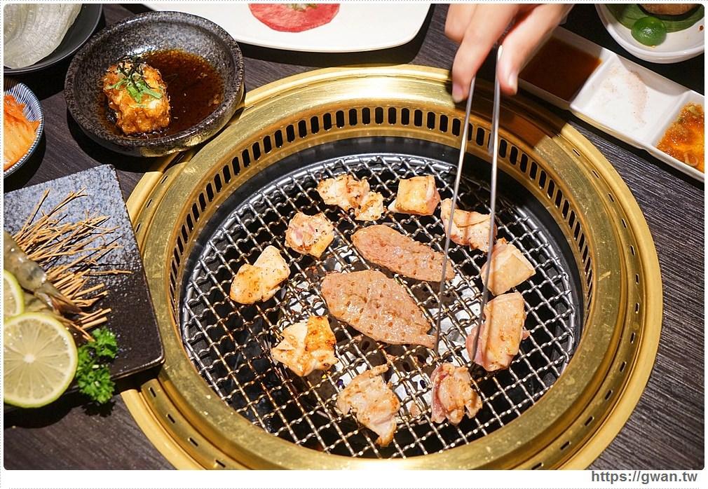 20180203025107 12 - 熱血採訪 | NikuNiku肉肉燒肉 — 時尚氣派裝潢,過年還送你狗年紅包袋唷