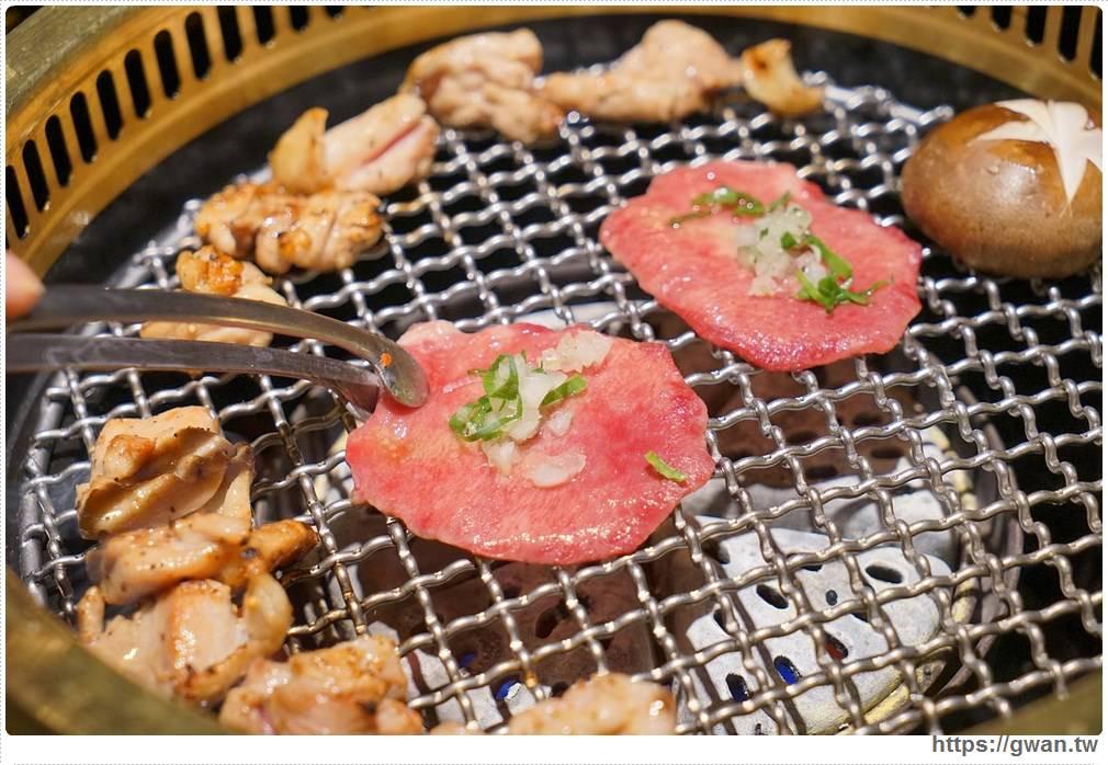 台中燒肉店、串燒、居酒屋推薦 肉肉燒肉