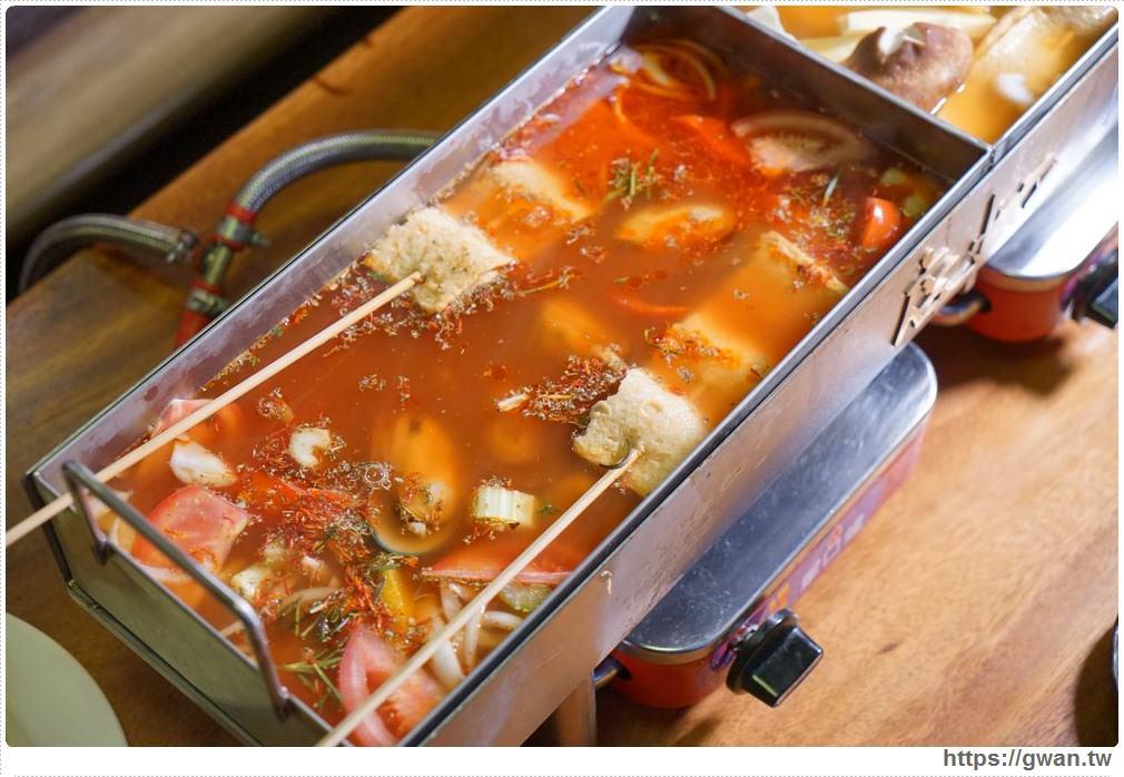 20180208212533 84 - 熱血採訪 | 店小二串燒vs燒肉 — 韓式加法式的超長雙拼火鍋