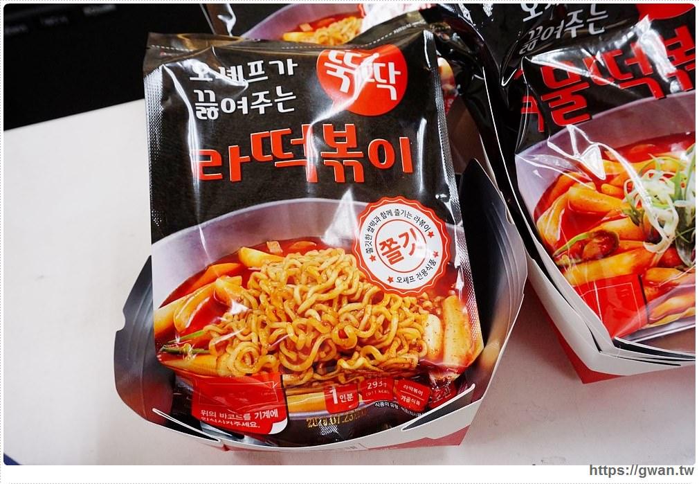 20180223232614 21 - 萊爾富韓國自助泡麵機 | 台中八家門市引進!! 4分鐘就能吃到辣炒年糕麵