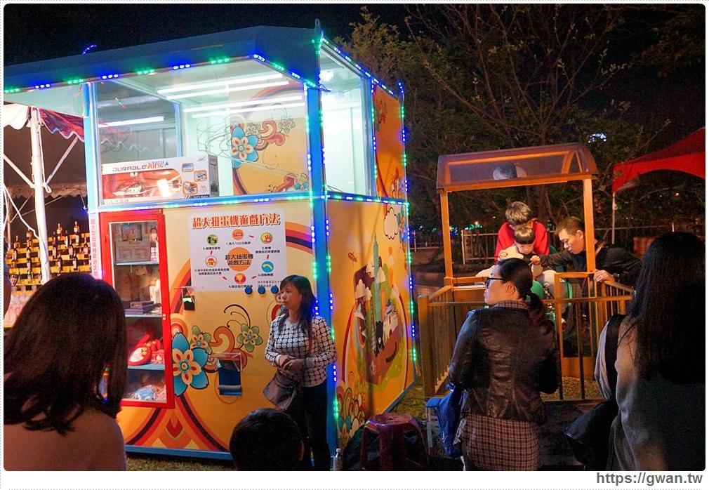 20180225230312 30 - 2018 台中公園燈會美食資訊,很久沒看到誇張的夜市人潮了