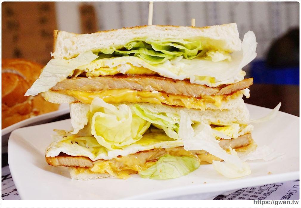 [永和早午餐●永安市場站] 碳之家 — 四號公園人氣碳烤三明治,還有碳烤貝果唷!!