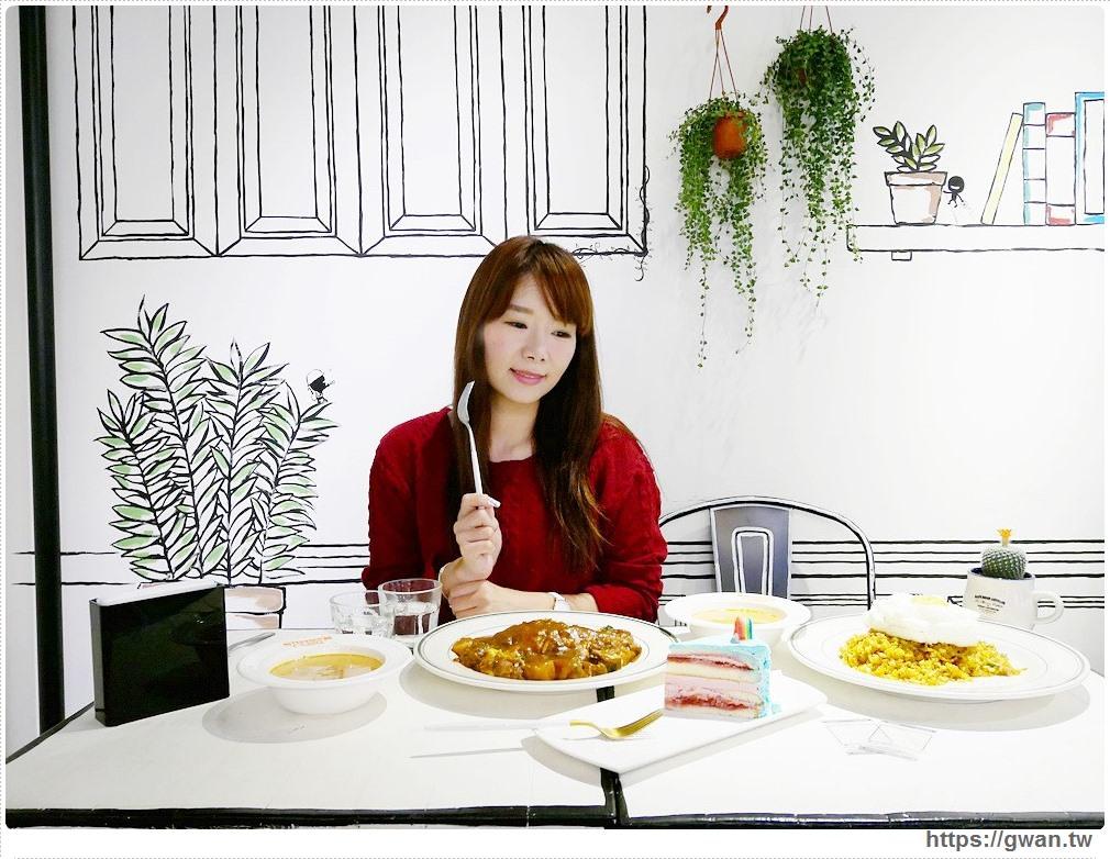 [台北咖哩●國父紀念館站] 史蒂芬斯咖哩專門店 — 不用飛韓國也能走進W兩個世界的漫畫生活