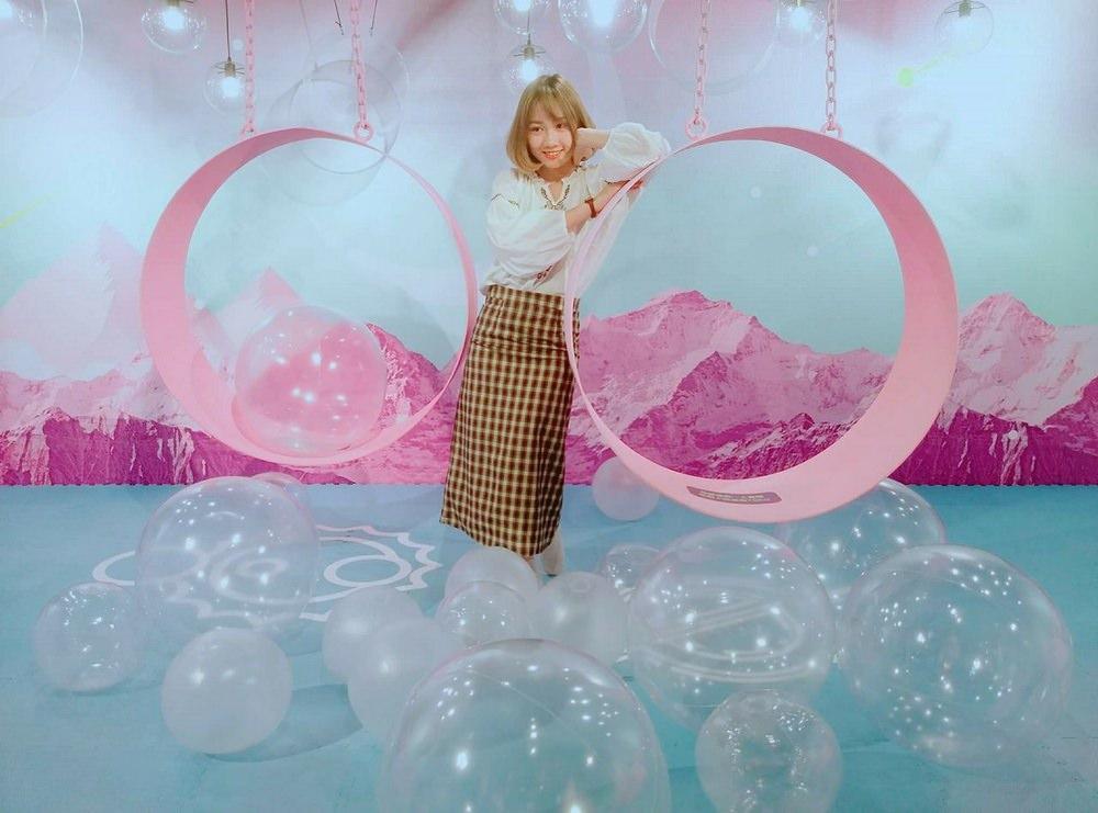 台南小西門 微藝廊 | 搖擺奇幻星球打造夢幻IG打卡點,台南的網美快來拍