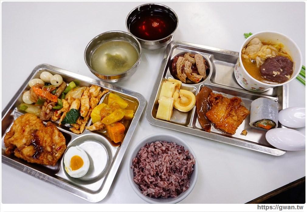 20180314131721 98 - 台中地方法院自助餐,11菜1飯只要150元超便宜