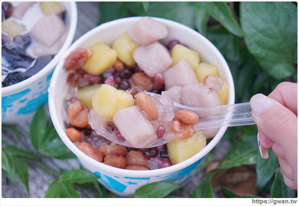 水崛頭黃昏市場內的東海QQ圓 — 市場隱藏版排隊美食,晚來賣光光