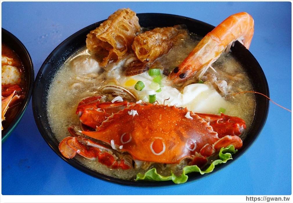 [台南美食●東區] 鯊嗑海鮮鍋物 | 超浮誇的活蟹鍋燒,一碗百元有找!!