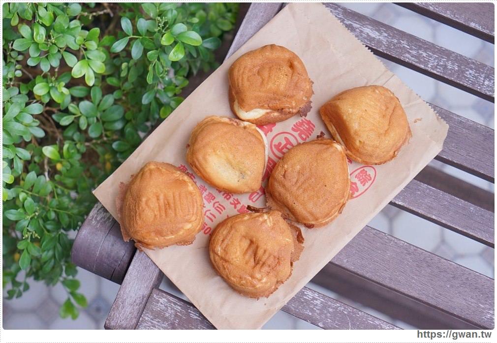 [台南雞蛋糕●北區] 文賢路正老牌雞蛋糕   有蜂蜜香的雞蛋糕,爆漿奶油超好吃
