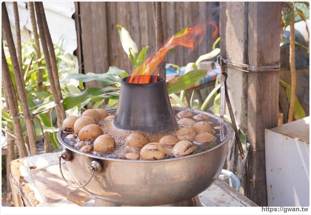 [台南小吃●安平] 漁光島阿婆茶葉蛋 | 一顆只要5元的柴燒茶葉蛋,漁光島必吃美食!!