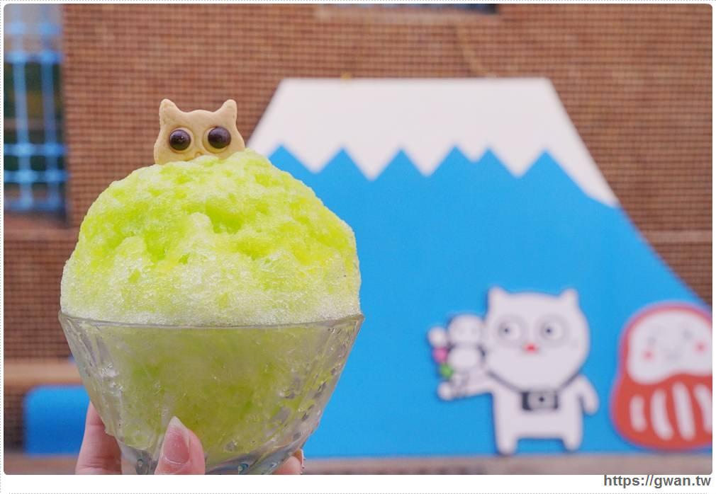 [台南冰品●北區] 友友二號店 | 可愛的日式刨冰藏在旅社內,還有超萌柴犬糰子唷!!